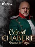 Cover for Colonel Chabert