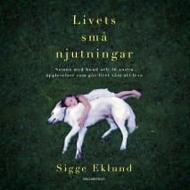 Cover for Livets små njutningar