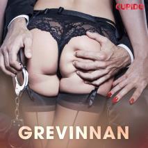 Cover for Grevinnan