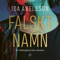 Cover for Falskt namn