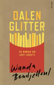 Cover for Dalenglitter : en roman om hårt arbete