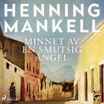 Cover for Minnet av en smutsig ängel