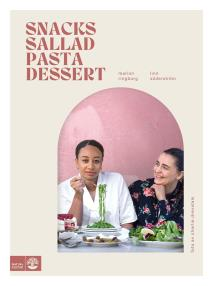 Cover for Snacks, sallad, pasta & dessert