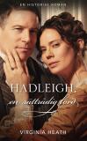 Cover for Hadleigh, en rättrådig lord