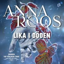 Cover for Lika i döden