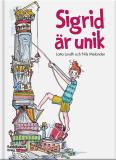 Cover for Sigrid är unik