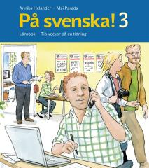 Cover for På svenska! 3 Lärobok