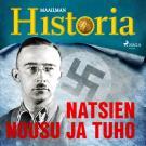 Cover for Natsien nousu ja tuho