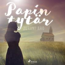 Cover for Papin tytär