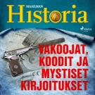 Cover for Vakoojat, koodit ja mystiset kirjoitukset