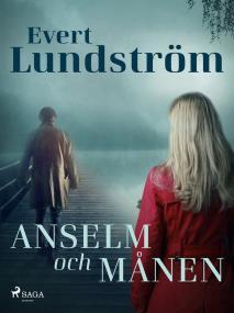 Cover for Anselm och månen