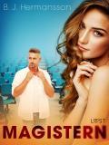 Cover for Magistern - erotisk novell