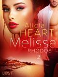 Cover for Melissa 2: Rhodos - erotisk novell