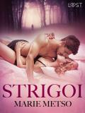Cover for Strigoi - erotisk novell