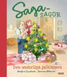 Cover for Den underliga julklappen