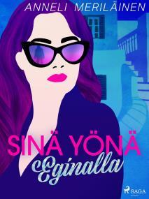 Cover for Sinä yönä Eginalla