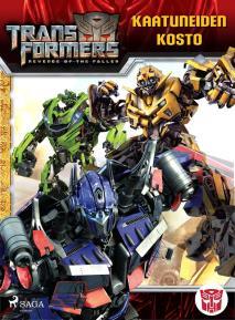 Cover for Transformers - Kaatuneiden kosto