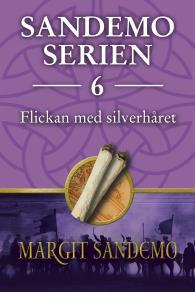 Cover for Sandemoserien 6 - Flickan med silverhåret