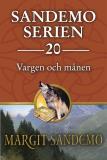 Cover for Sandemoserien 20 - Vargen och månen