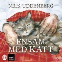 Cover for Ensam med katt