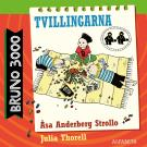 Cover for Bruno 3000 : Tvillingarna