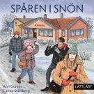 Cover for Spåren i snön / Lättläst