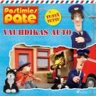 Cover for Postimies Pate - Vauhdikas auto