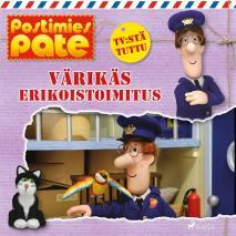 Cover for Postimies Pate - Värikäs erikoistoimitus