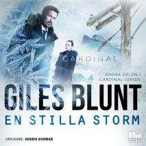 Cover for En stilla storm