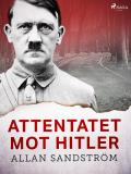 Cover for Attentatet mot Hitler