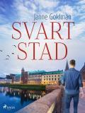 Cover for Svart stad