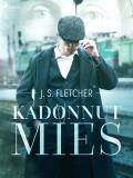 Cover for Kadonnut mies
