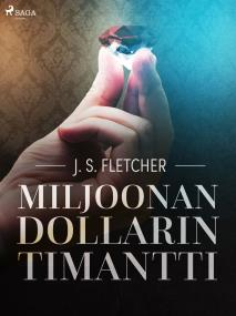 Cover for Miljoonan dollarin timantti