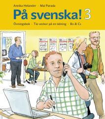 Cover for På svenska! 3 övningsbok