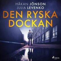 Cover for Den ryska dockan