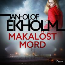 Cover for Makalöst mord