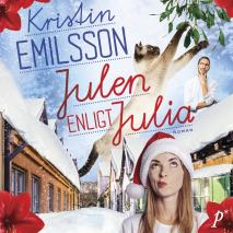 Cover for Julen enligt Julia