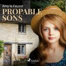 Cover for Probable Sons