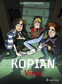 Cover for Kopian Virus