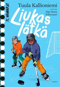 Cover for Liukas lätkä