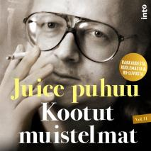 Cover for Juice puhuu