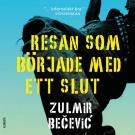 Cover for Resan som började med ett slut