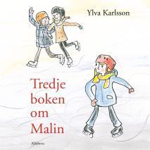 Cover for Tredje boken om Malin