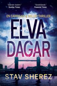 Cover for Elva dagar