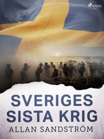 Cover for Sveriges sista krig