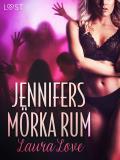 Cover for Jennifers mörka rum - erotisk novell