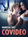 Cover for Covideo - erotisk novell