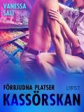 Cover for Förbjudna platser: Kassörskan - erotisk novell