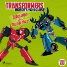 Cover for Transformers - Robots in Disguise - Sideswipe versus Thunderhoof