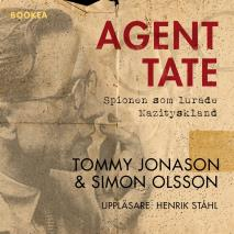 Cover for Agent Tate